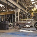 Произведенные металлоконструкции заводом УЗРО