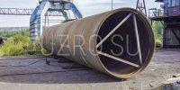 Произведенное резервуарное и емкостное оборудование на заводе УЗРО