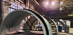 Строительные металлоконструкции - производство