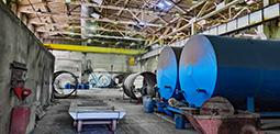 Резервуары и металлические емкости - производство