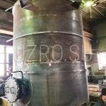 Бак слива из котлов объемом 25м3 в соответствии с ТТ 77-19Э/ПИР-1-ТТ-ТМ18,материал изготовления сталь 09Г2С, толщина металла 5мм
